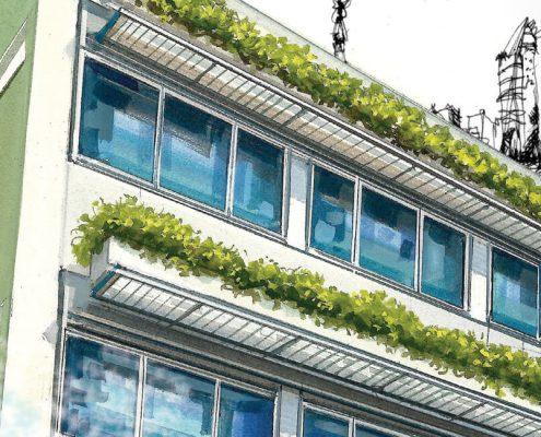 sustentarse_Salvemos al mundo del calentamiento global: construyamos LEED