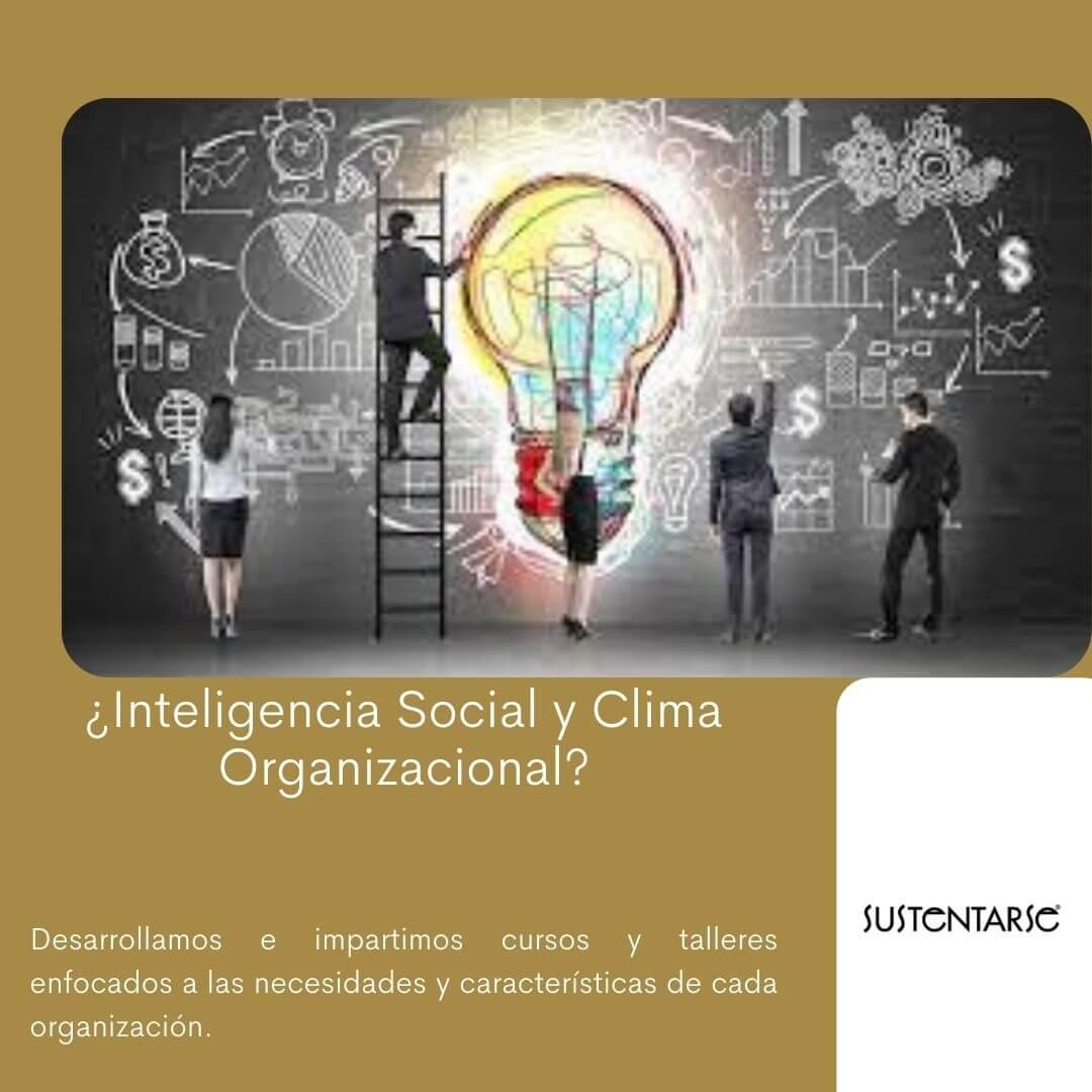 Sustentarse_inteligencia social y clima organizacional